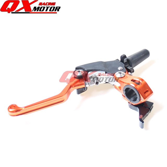 3 or 4 direction CNC Pivot Foldable Clutch Lever For EXC EXCR XCW XCRW XC SX SXR SXF XCF 250 300 350 400 450 500 505 525 530