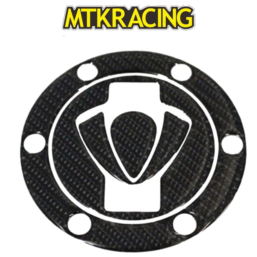 MTKRACING 3D Carbon Fiber Tank Gas Cap Pad Filler Cover Sticker Decals For BENELLI 07-11 ALL