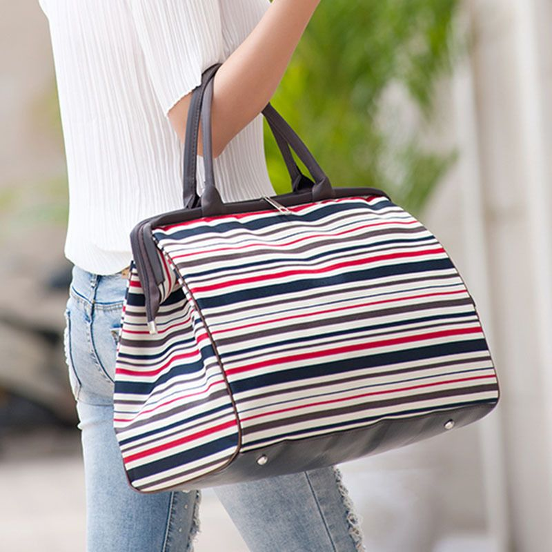 New 2019 Women Travel Bags Fashion Casual Business Vintage Handbags Large Capacity Bag Size 44*30*19cm