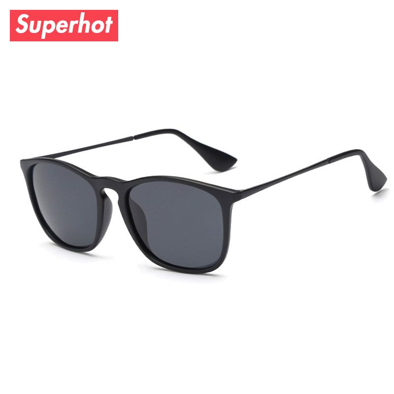 Superhot Eyewear - Fashion Polarized Sunglasses Women Men Sun glasses Retro ladies Brand Designer style Sunglass Shades