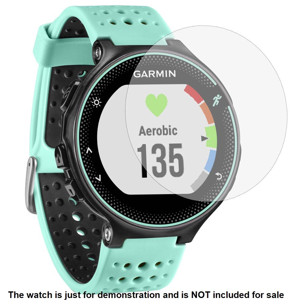 3x  Clear LCD Screen Protector Cover Film Skin for Garmin ForeRunner FR 235 230 Sporting Running Watch LCD  Screen Film