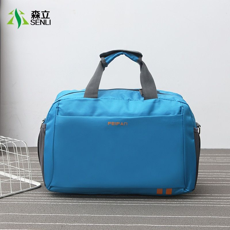 New Style Men Travel Bags Large Capacity Luggage Bags Waterproof  Travel Totes Bags