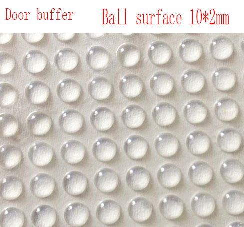 8*3 Ball suface buffer,anti slip adhesive pads,Glass door Pads buffer Kitchen Cabinet Door Drawer Damper Bumper Stop Cushion