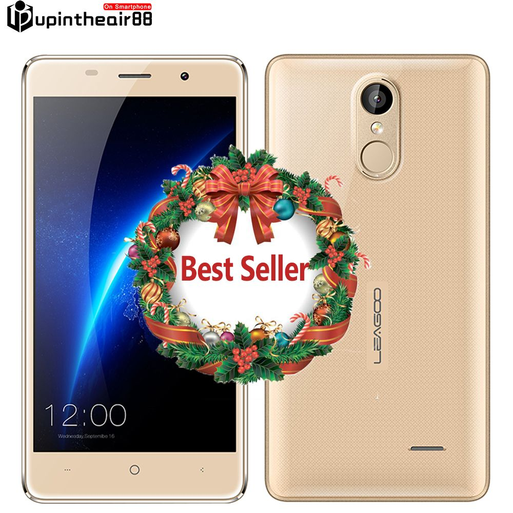 Original Leagoo M5 Quad Core Shockproof Smartphone 2GB RAM+16GB ROM Android OS 6.0 MTK6580 3G WCDMA Fingerprint Metal Dual SIM