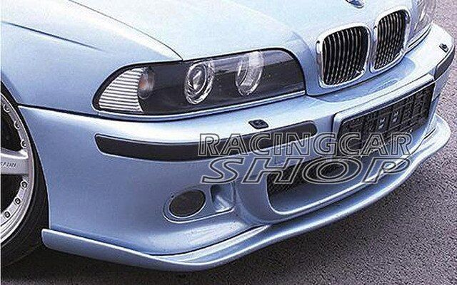 UNPAINTED HAM   Style FRONT LIP SPOILER For BMW E39 5-SERIES M5 BUMPER 1997-2005 B005F