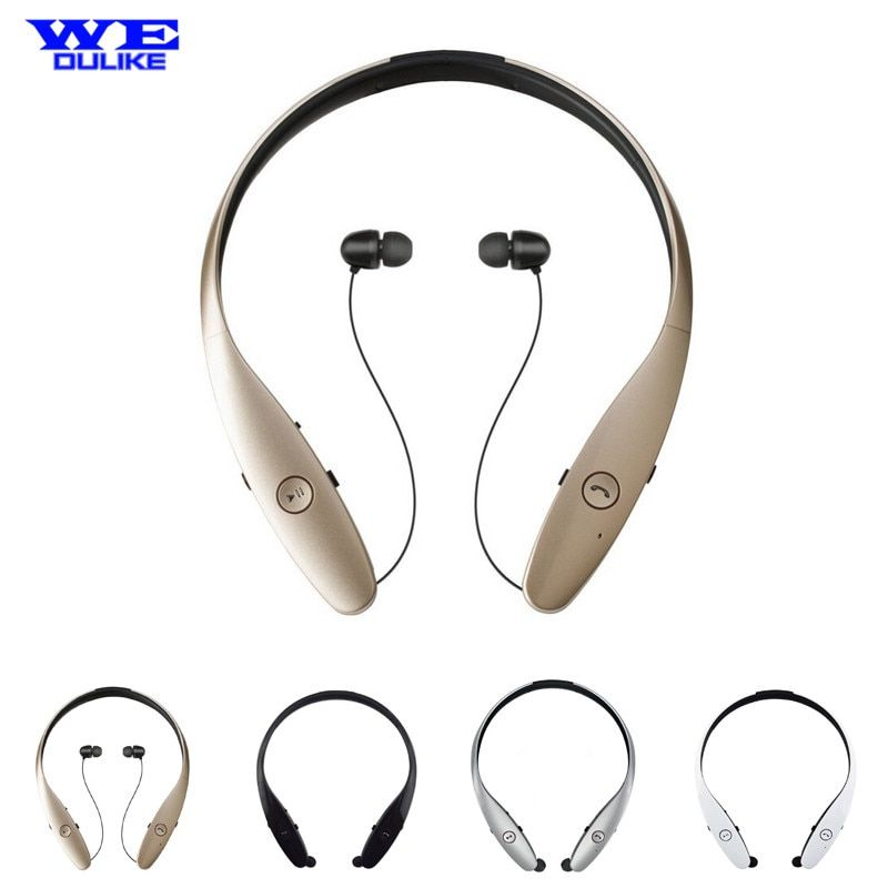 New!HBS900 Wireless Bluetooth V4.0 Neckband Sport Stereo Universal Headphone Headset Earphone for Smartphone