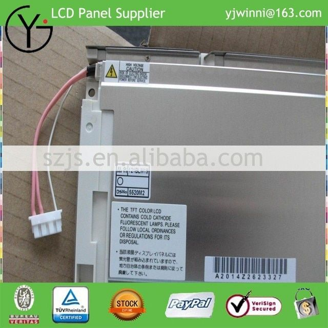 NL8060BC31-27 12.1inch 800*600 tft lcd screen panel