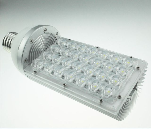 High Power E40 28W LED Street Light Outdoor Street Lamp,Energy saving lamp 180 degrees light AC85-265V