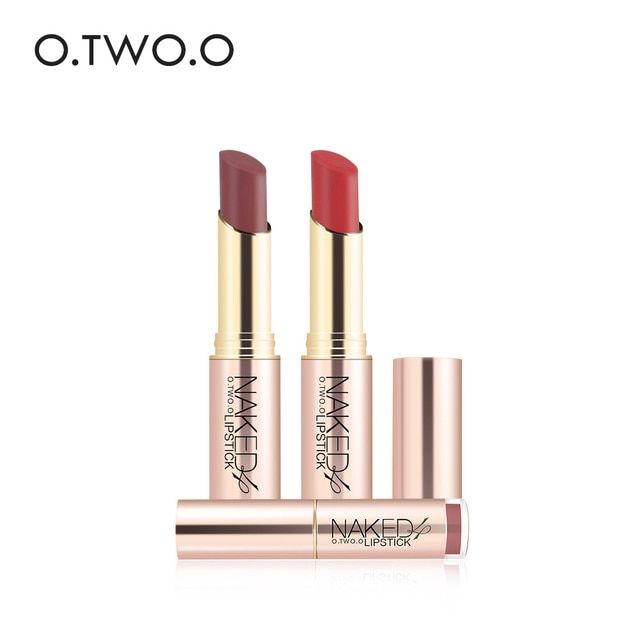 O.TWO.O 20Colors Waterproof Wholesale Beauty Makeup Lipstick Popular Colors Best Seller Long Lasting Lip Kit Matte Lip Cosmetics