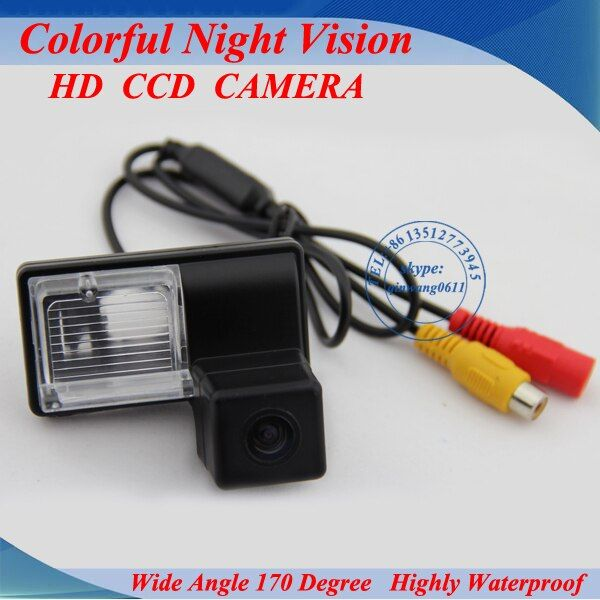 For Toyota Crown 2010 HD rear view camera or car front view camera night vision and waterproof and glass lens parking camera