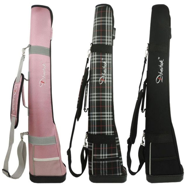 Dbaihuk golf ball bag golf gun package multicolor