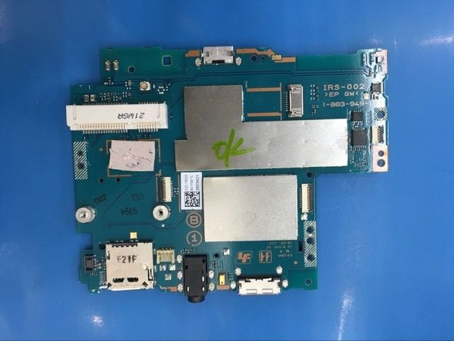 Less than 3.6 Original USA Version Mainboard PCB Board Motherboard Replacement Parts For psvita1000 psv ps vita for psvita 1000