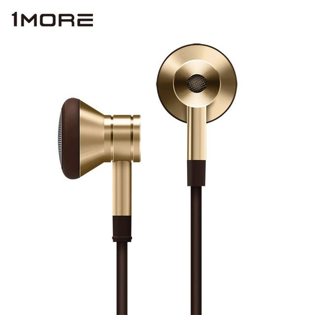 1MORE EO320 Piston Earphone for phone with Mic In-Ear Bests Wired Earphones for Android & iOS Mobile Phones Xiaomi 1MORE DESIGN