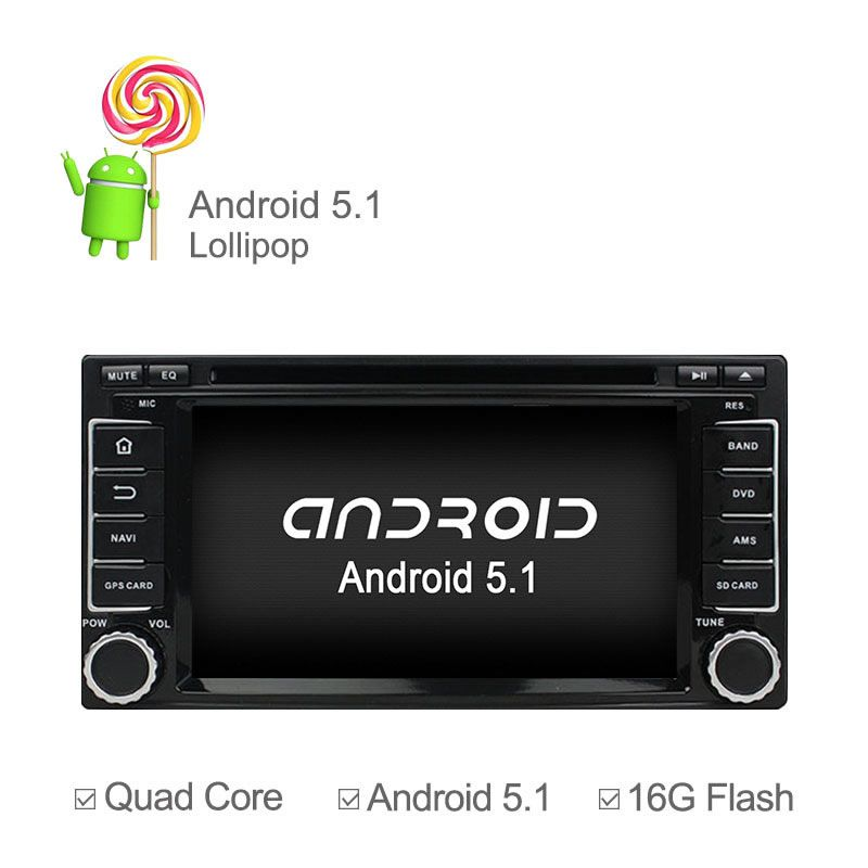 Android 5.1Car Stereo DVD for Subaru Forester Impreza 2008 - 2011 Quad Core Autoradio GPS Sat Nav Headunit   16GB Nand
