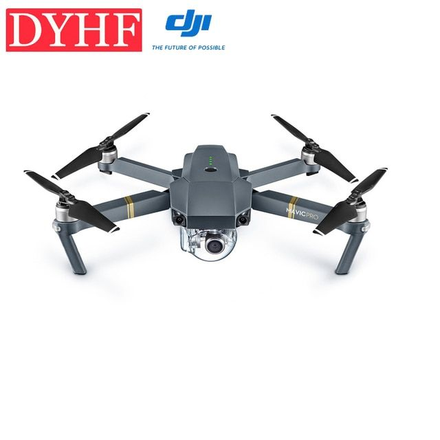 refurbished original DJI Mavic Pro Transmission FPV With 3Axis Gimbal 4K Camera Obstacle Avoidance RC Quadcopter Camera Drone