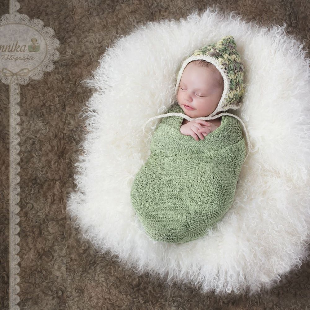 10pcs/lot Mix Color Soft Stretch Knit Wraps for Newborn Photography Props Newborn Photo Wraps BABY SHOWER GIFT