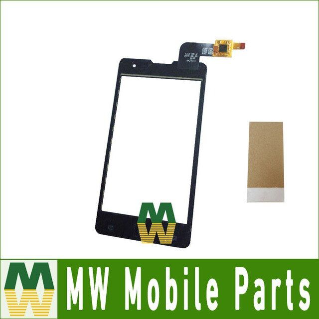 1PC/Lot High Quality For DNS S4003 Small IC Touch Screen Digitizer Replacement Part  Black Color with Tape