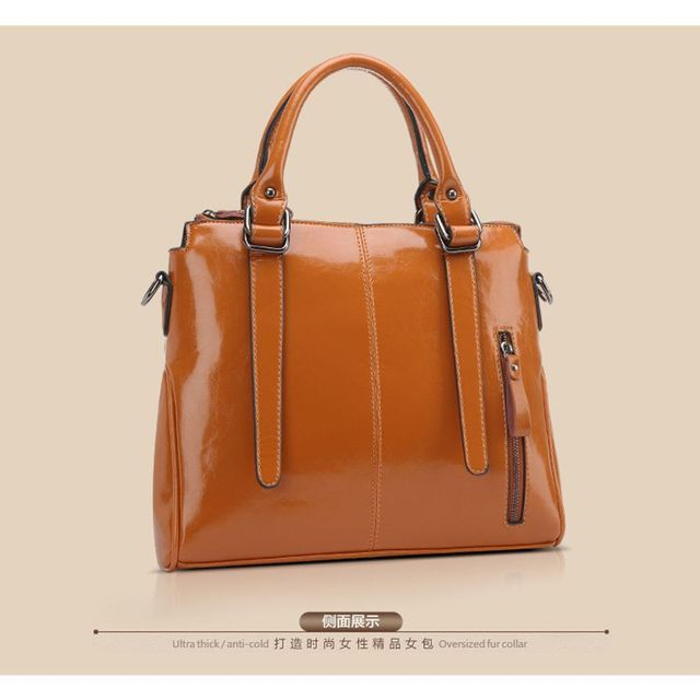 Women Leather Handbags Women Handbag Europe and America leather Shoulder Bag women hand bag women messenger