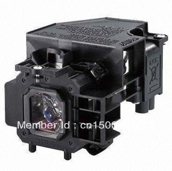 Free shipping Compatible NP07LP Projector Lamp / Bulb with housing for NP07LP