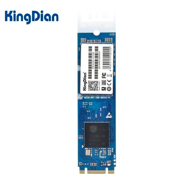 (N480-120GB) KingDian internal Solid State Drive Hard Disk Ultra Thin Upgrade M.2 NGFF 120GB 128G