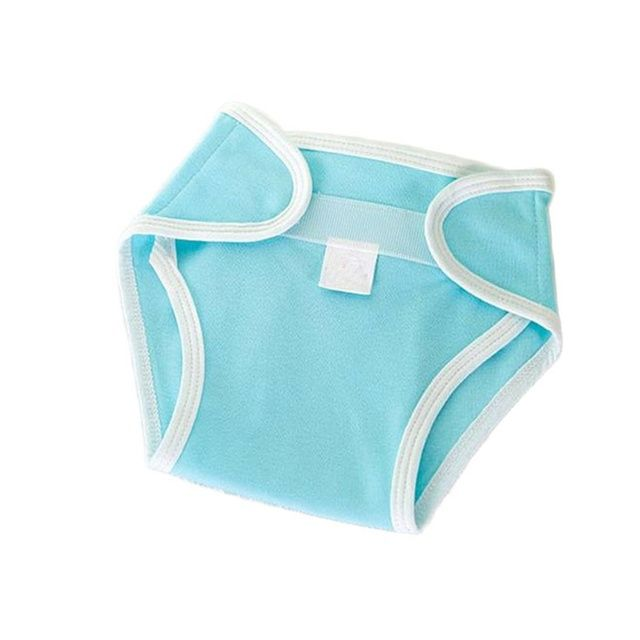 2017 Baby Infant kids reusable baby diapers 2 pcs washable diapers training pants newborn cloth diaper wasbare luier good