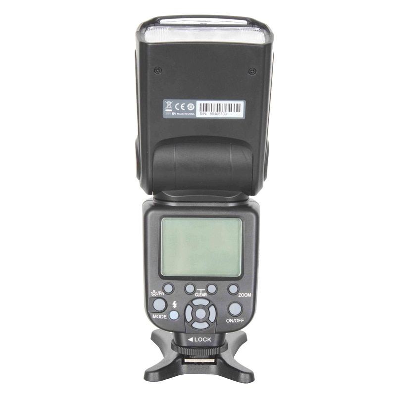 Triopo TR-982II TTL Master Slave Flash Speedlite for Canon EOS 5D Mark ii 6D 7D 60D 70D 600D Or For Nikon D90 D7000 Flash Light