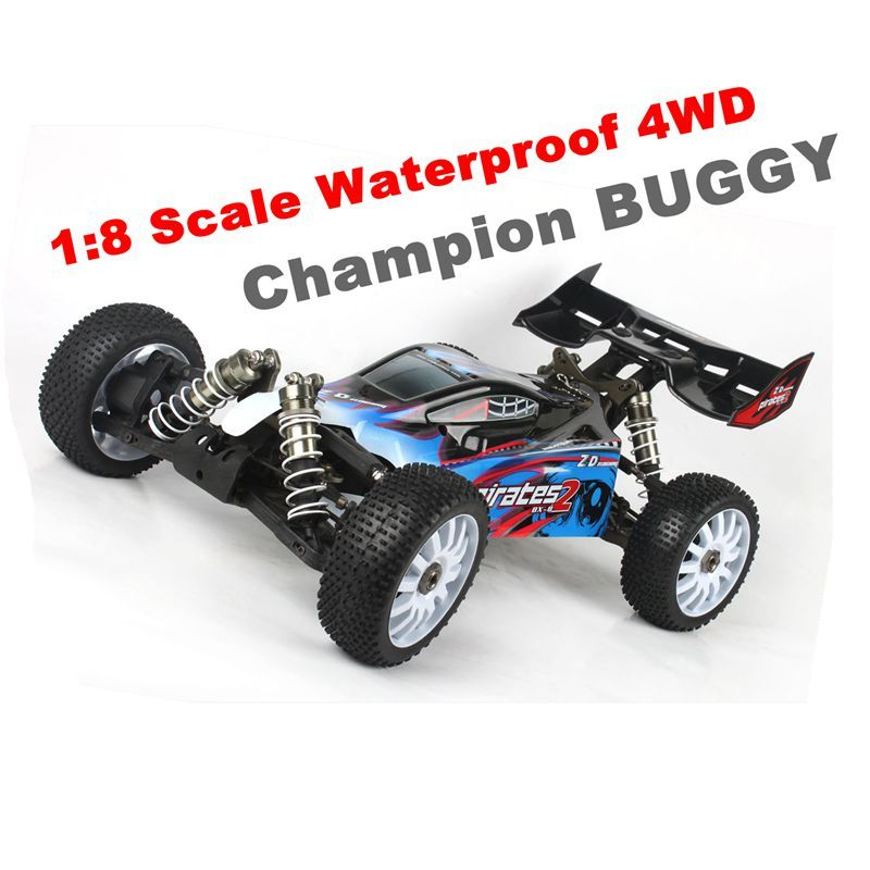 ZD racing 1:8 Scale Waterproof 4WD Off-Road High speed electronics remote control BUGGY,rc racing cars