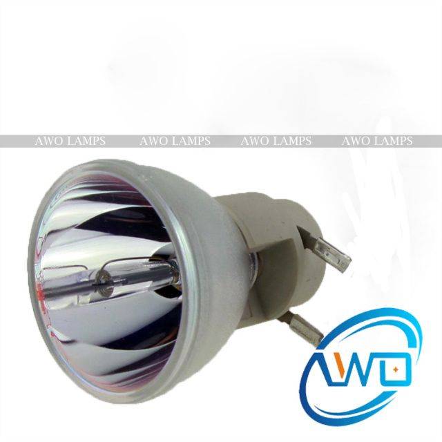 AWO FD630/XD600/WD620 Projector Lamp VLT-XD600LP Bare Bulb Only for Mitsubishi Projectors