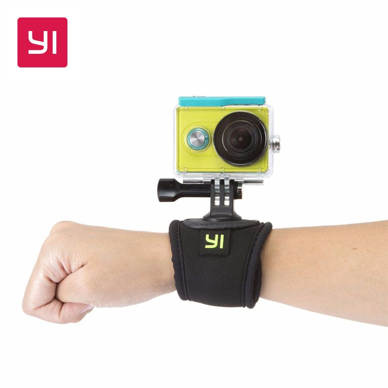 YI Hand Mount For YI Action Camera Sports Handlebar 360 Degree angle twist Official Store