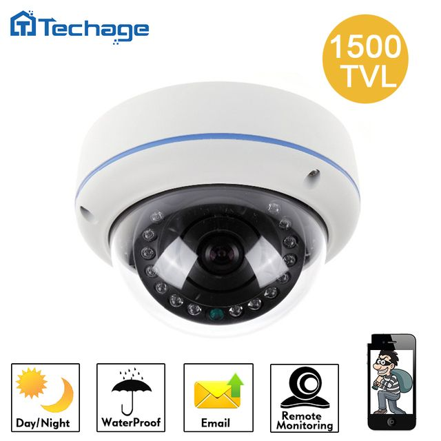 Home Security System Vandalproof 960P 2.8mm 3.6mm  wide angle IP Camera  HD 1.3MP ONVIF P2P Video Outdoor Camera15 IR LED Camara