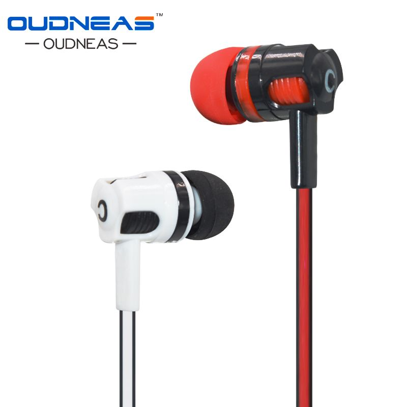 Newest In-Ear Earphones Cost-effective ear phone Pro listen music Earbuds For Sony iPhone Samsung Xiaomi Huawei Lenovo Phone &PC