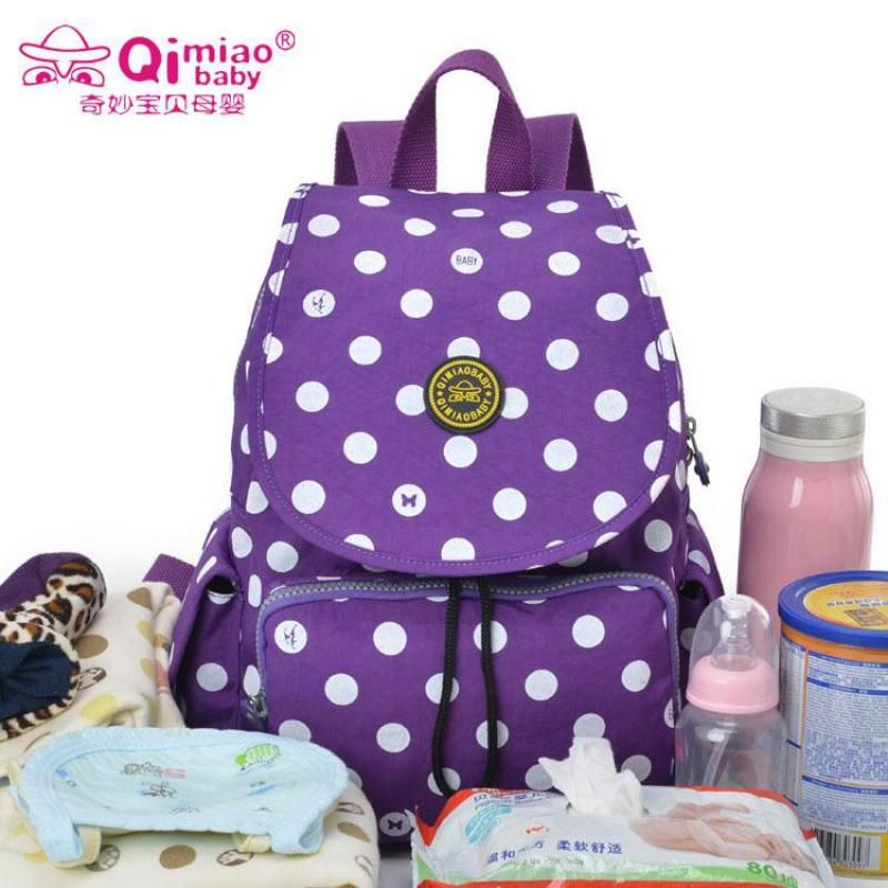 Qimao Baby Maternity Multifunctional Diapering Bags Backpack Mummy Diaper Backpack For Travel baby Mummy Bag Nappy Backpacks