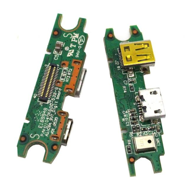 "NEW I/O Charge Port Board Sync Micro Usb for Lenovo IdeaTab A2109A 9""Tablet Battery Connector Laptop Parts (KYJ30)"