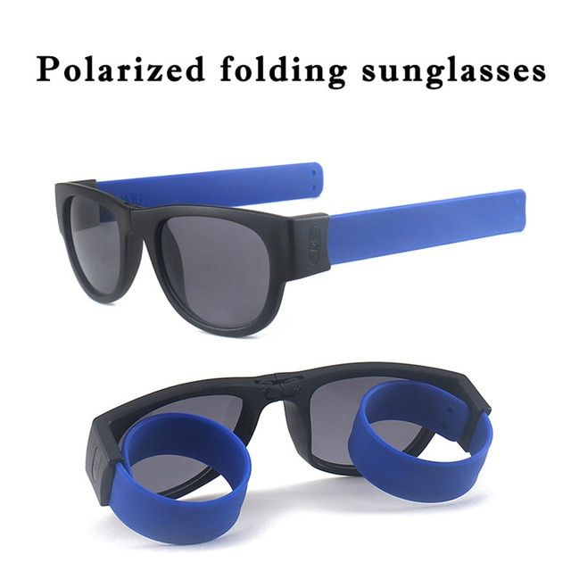 Polarized Cool Men Woman Sunglasses Unisex Outdoor Sports Folding Sun Glasses Oculos De Sol Feminino Masculino MF049