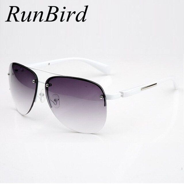 2017 Fashion Designer Metal Rimless Sunglasses Women Men Brand Driving Sun Glasses Top Quality Gafas Oculos De Sol Feminino R045