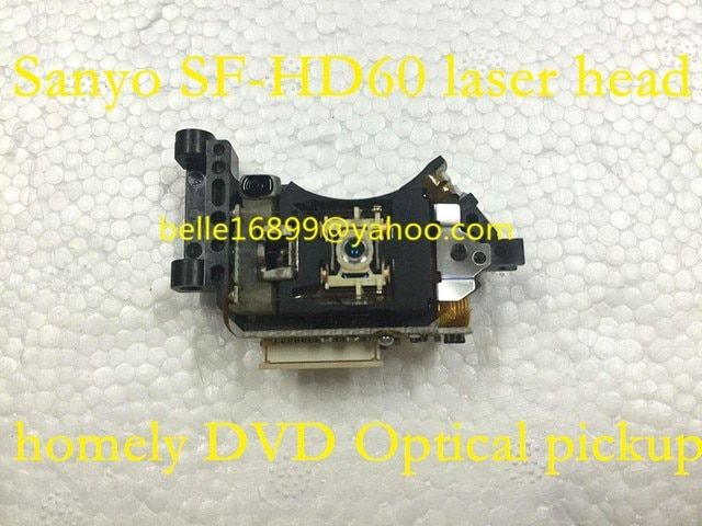 100% brand new SF-HD60 / SFHD60 / SF-HD62 / SFHD62 Optical Pick up Laser Lens / Laser Head 3pcs/lot free shipping