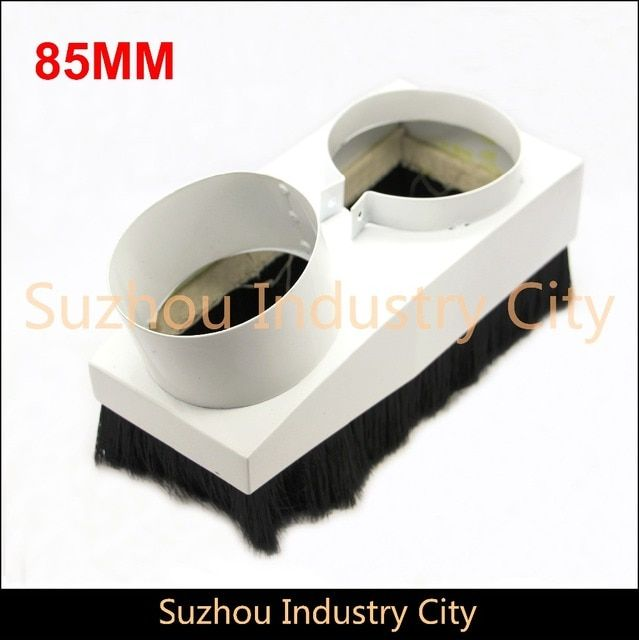 Diameter 85mm dust-proof cover  CNC Rounter Vacuum Cleaner Dust Cover protection for CNC woodworking engraving machine !