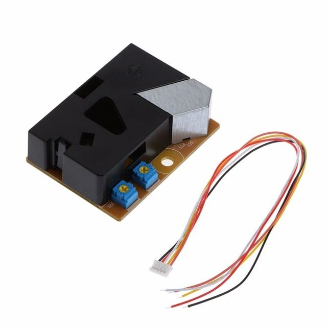 DSM501A Dust Allergic Smoke Particles Sensor Module For Air Condition - L060 New hot