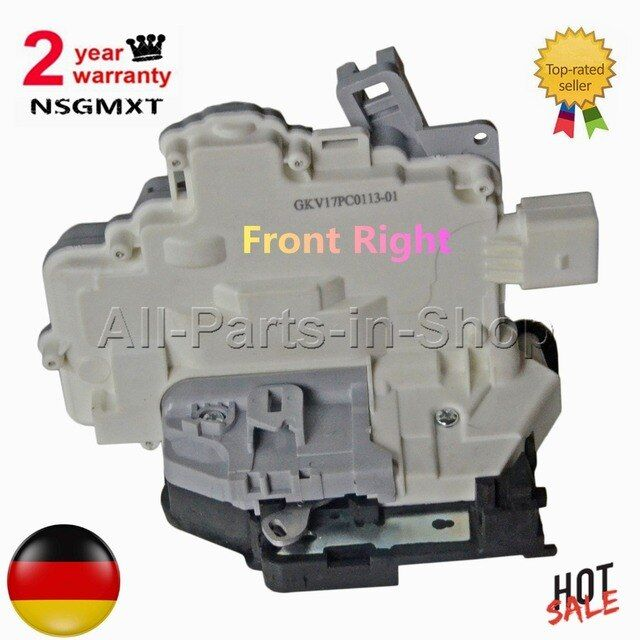 Front Right Door Lock Latch Actuator For Audi A4 Avant Allroad 8K2 8K5 8KH D8 LHD 8J1 837 016 A,8J1837016A