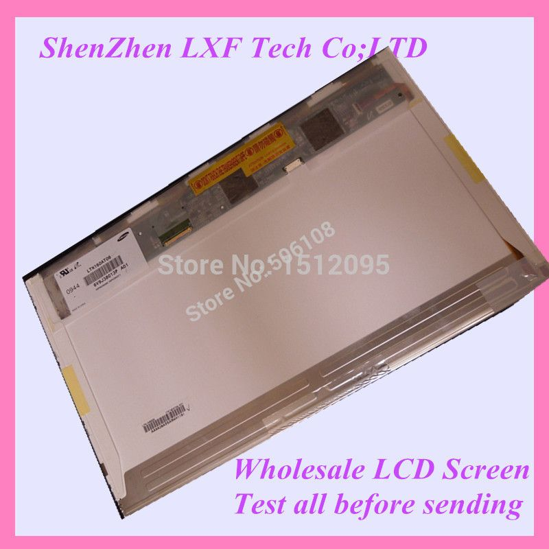LTN160AT06 HSD160PHW1 16.0 Laptop LCD Display Panel for ASUS N61VG N61J X66IC