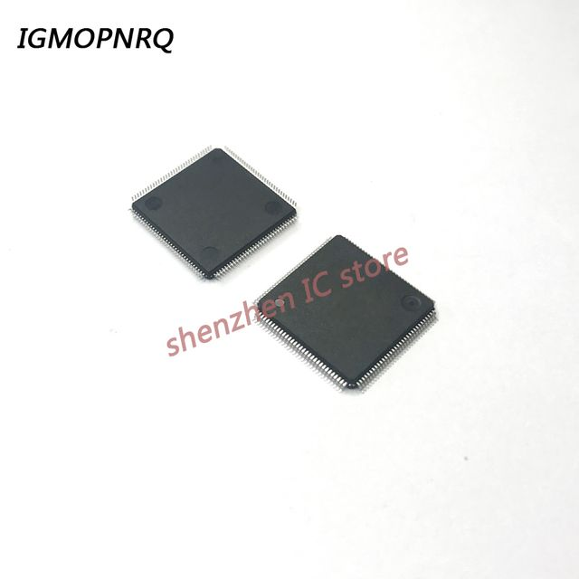 5PCS STM32F107VCT6 QFP100 STM32F107 ARM microcontroller - MCU 32BIT 64/25 CONNECTIVITY LINE Cortex M3  New