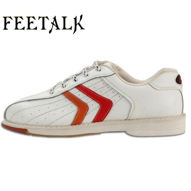Feetalk  Professional bowling shoes unisex essential beginners with sports shoes high quality couple models men women sneakers
