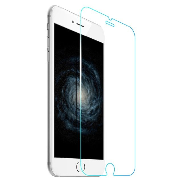 For Apple iPhone 6s Tempered Glass Screen Protector For iPhone 8 7 6 6 S Plus X 4 4S 5 5S 5C SE Glass Toughened Protective Film