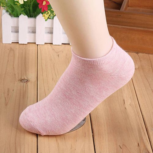 2016 Top Quality Warm Lady 1 Pair Candy Color Ankle Socks Short Low Cut Crew Casual  Boat Socks  7ELI 7N44