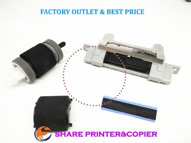 Wholesale Replace Roller Kit for HP LaserJet P2030 P2035 P2050 P2055 Pro 400 M401 M425 RL1-2115-000 RL1-2120 RM1-9168 RM1-6467