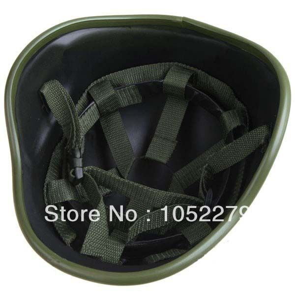 M88 Army Style Crash Helmet Tactical Headpiece for Outdoor Activity Survival Game Cycling HUI-24532