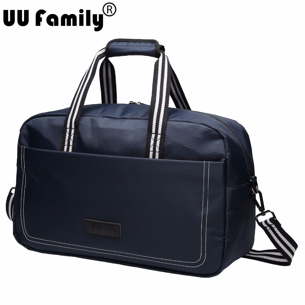 UU Family Winter Travel Duffel Bag For Men with Shoulder Strap Business Duffel Bag Travelling Tote Luggage bag Bolsas de Viaje