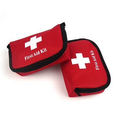 High quality  First Aid kit Outdoor  survival kit  Travel  Emergency kits  Mini  Car  First Aid kit bag  Promotion