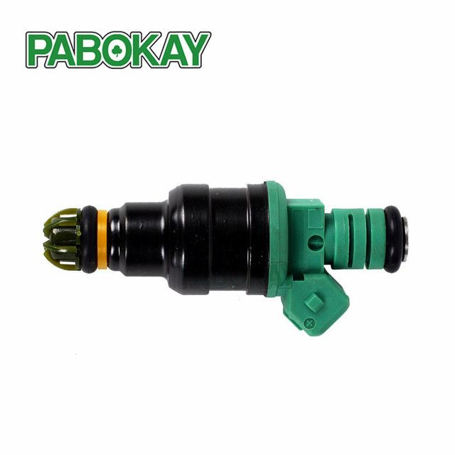 FS Brand New 6 pieces x HIGH QUALITY Fuel Injectors For BMW 2.5 3.0 323i 325i 525i M3 0280150415