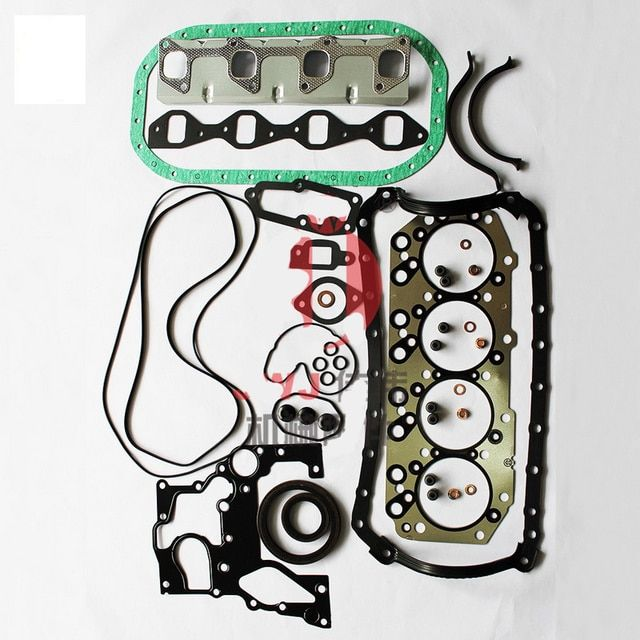 Engine Rebuilding Kits Overall Repair Set Full Gasket Set For Isuzu 4JB1 SK60 DH55 SH60 1Set